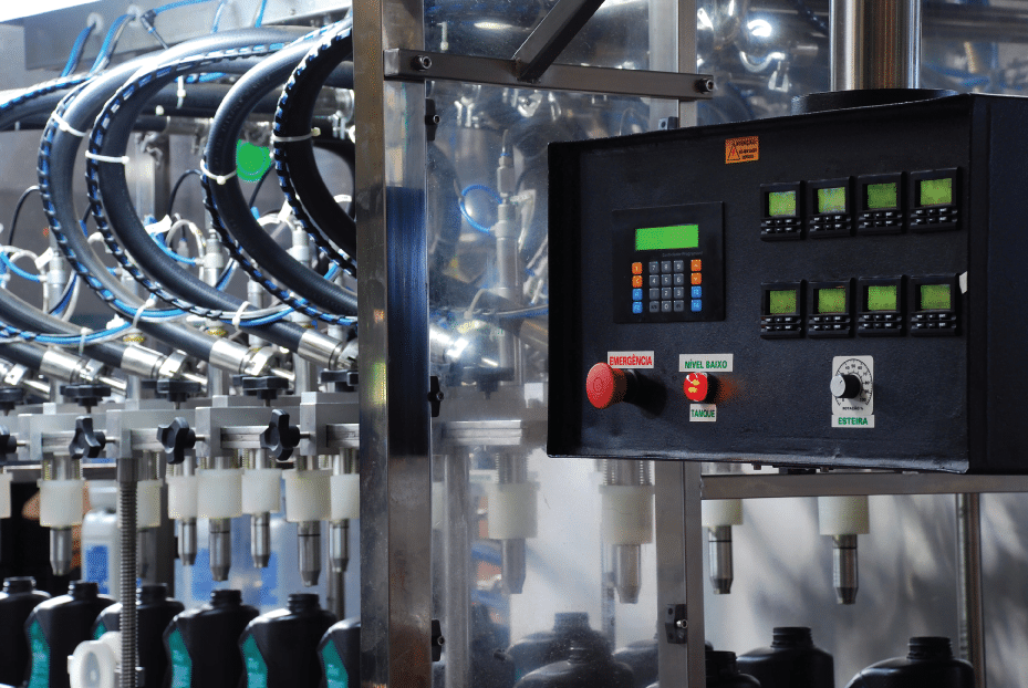 Solutions - Automation Control Panel